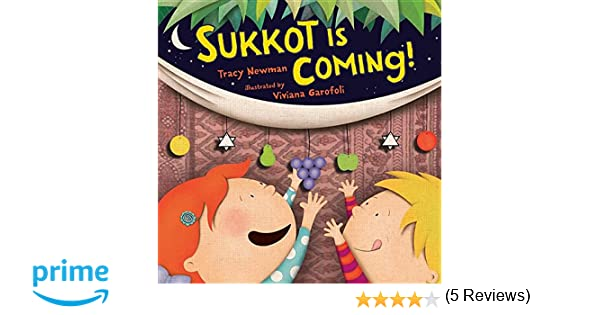 Sukkot is coming tracy newman 9781512408287 amazon books fandeluxe Document