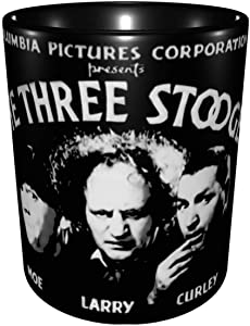 The Three Stooges Coffee Mug Porcelain Cup Hot And Cold Drinks Mug Birthday Gift Ideas For Men Women Festival Engagement Perfect For Home