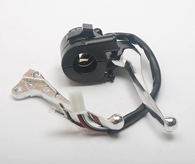 Beehive Filter ersetzen links rechts Seite Bremse Throttle Geh/äuse Fall Kill Switch Bremshebel Montage f/ür Yamaha PW50/PW 50/y-zinger