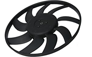 URO Parts 8K0959455K Auxiliary Fan Assembly