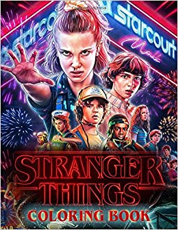 Stranger Things Coloring Pages - Coloring Pages Kids 2019   335x260