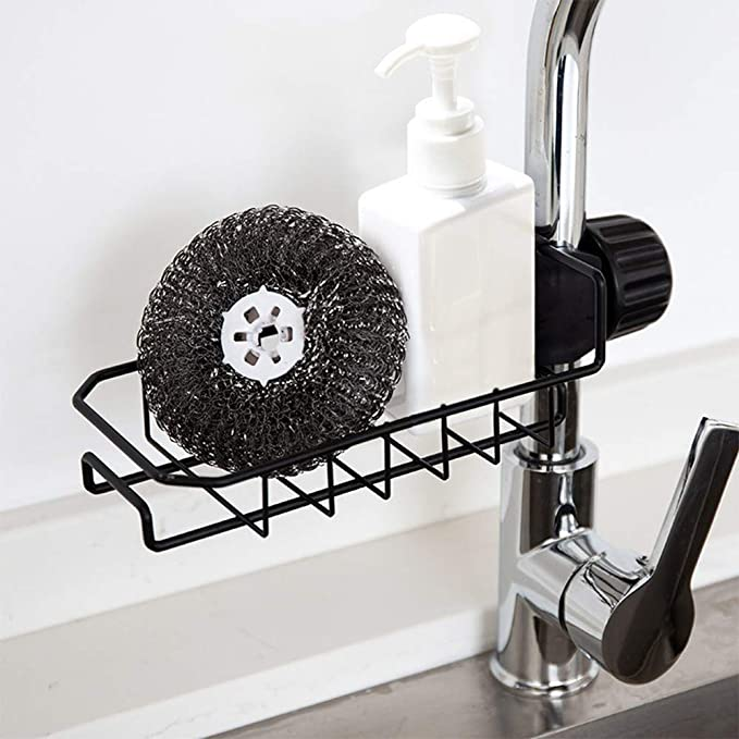 ClosetMaid 3921 Over The Sink Drainer White