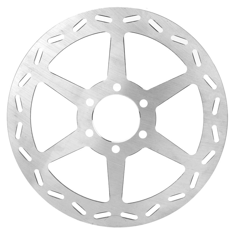 HIAORS Rear Brake Disc Rotor Disk for Motovox MBX10 MBX11 MBX12 97cc Mini Bike Baja Doodlebug Doodle Bug DB30 80CC TAOTAO ATD80A Parts
