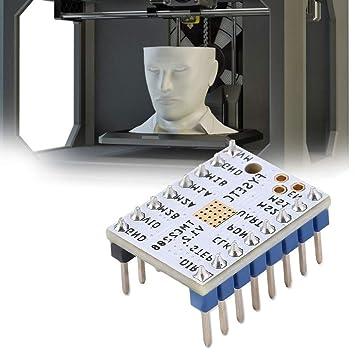 Cafopgrill - Módulo de Controlador de Motor Paso a Paso para ...
