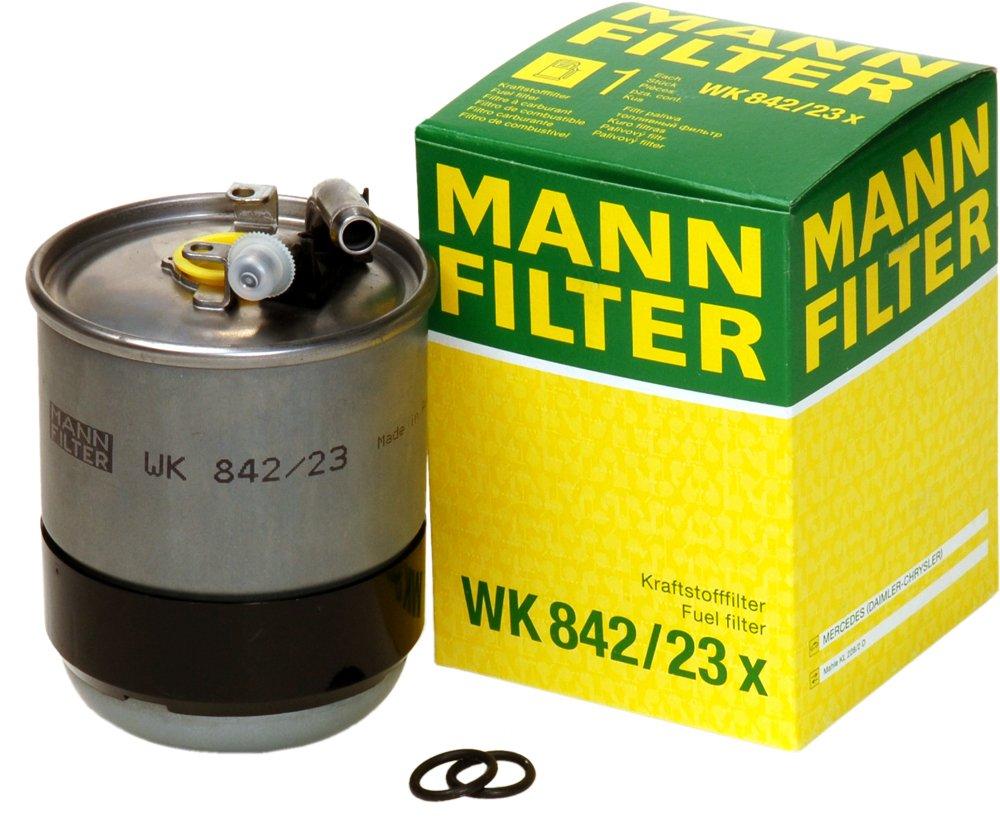 Mann Filter Wk 842 23 X Fuel Delicate 2001 Pt Cruiser