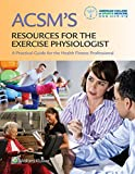 ACSM Health Fitness Specialist and ACSM Guidelines for Exerrcise Testing and Perscription Revised Reprint Package