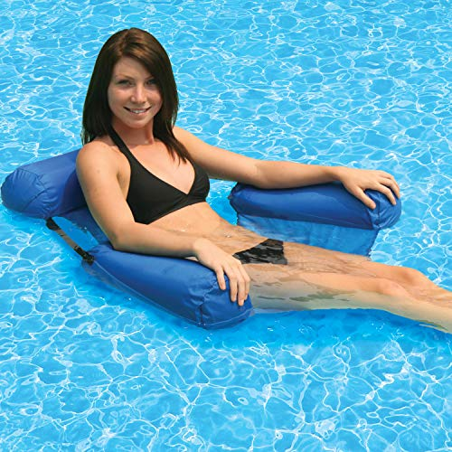 Poolmaster Swimming Pool Float Water Chair Lounge