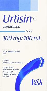 Urtisin Antihistamínicos, 100Mg/100Ml Frasco, 60Ml