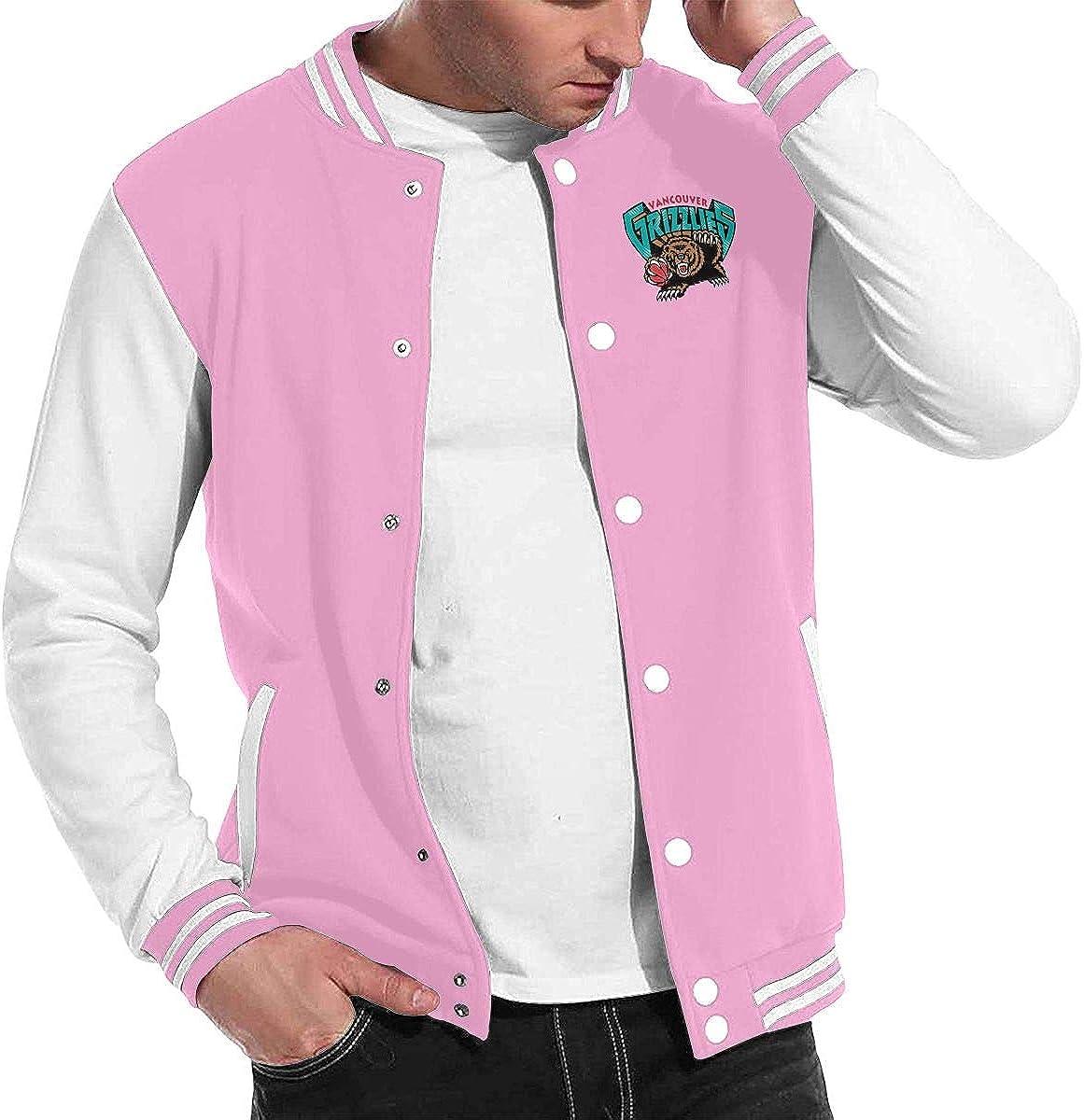 Stan-Lee Unisex Baseball Jacket Sport Coat Trendy Soft And Comfortable