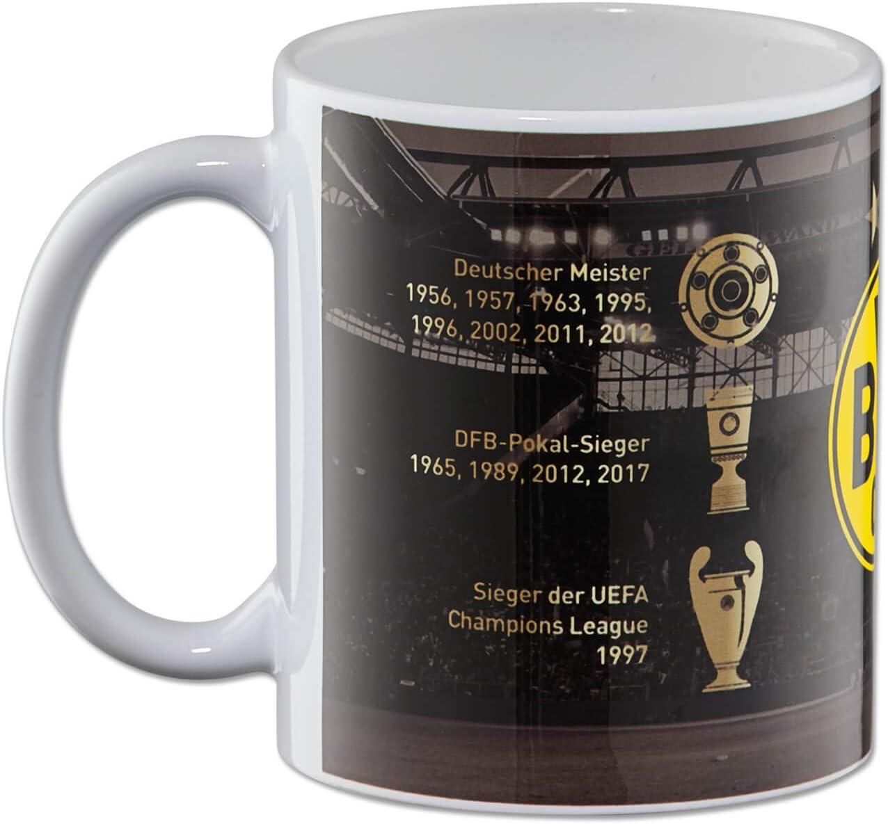 Borussia Dortmund BVB Cup//Coffee Mug with Achievements
