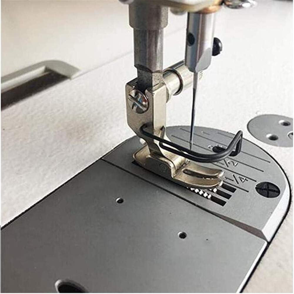 N //A Pied-de-biche Changement de vis Facile Pince /à vis Machine /à Coudre Changeur de Pied-de-biche , Machines /à Coudre Multifonctions domestiques Accessoires doutils 5 pi/èces