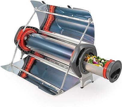 GOSUN Fusion horno solar, parrilla eléctrica híbrida, cocina solar portátil, horno exterior o interior