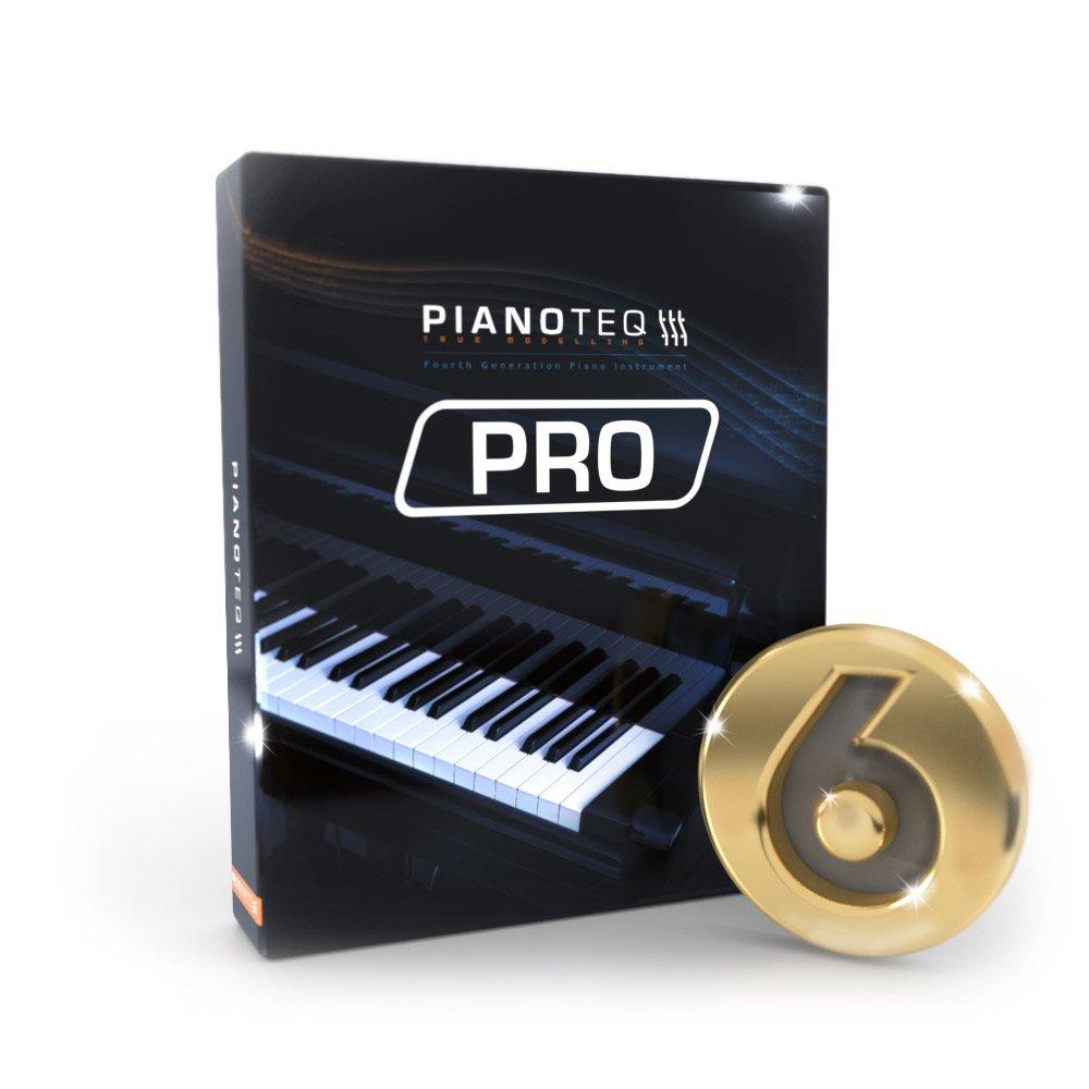 Modartt モダート / Pianoteq 6 PRO ピアノ音源 [License]   B075NFJ23M