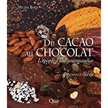 Du cacao au chocolat: L'épopée d'une gourmandise (Hors collection) (French Edition)