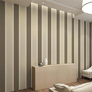 Streifen Tapete/ Schlafzimmer Vlies Tapete/Wohnzimmer TV Wand  Hintergrundpapier/Einfache Und Moderne