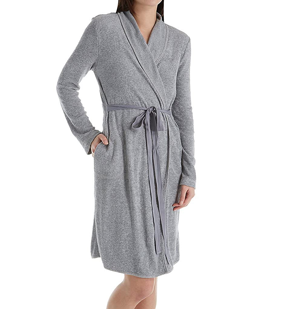 Skin Womens 40/¿ French Terry Robe