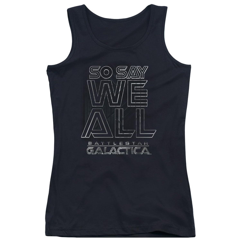 Battlestar Galactica Juniors Together Now Tank Top