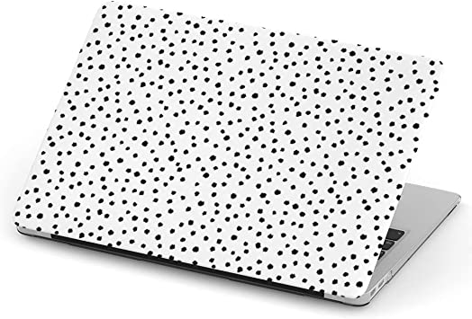 Full Body Hard Case Cover Model A1706 // A1708 // A1989 // A2159 - Dots Geometric Dotted Year 2016-2019 Compatible with MacBook PRO 13 inch