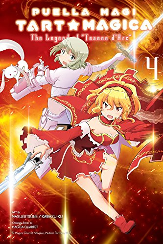 Puella Magi Tart Magica, Vol. 4: The Legend of Jeanne d'Arc