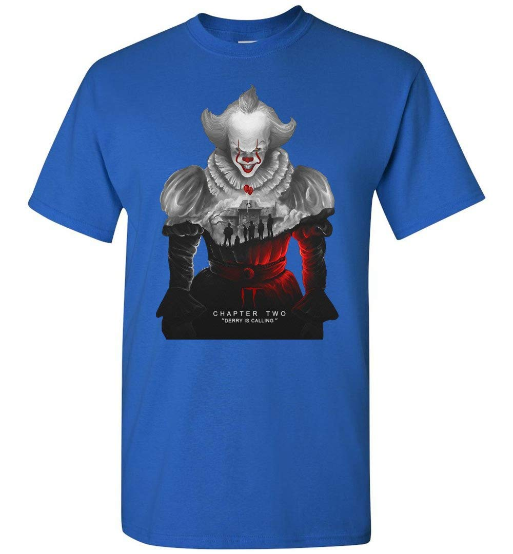 Lubus It Chapter Two Derry Is Calling Adults Shirts