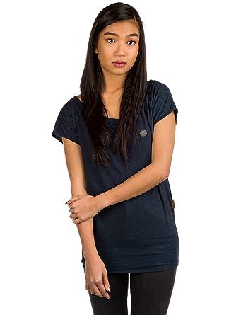 Naketano Damen T-Shirt Dirty Wolle T-Shirt  Amazon.de  Bekleidung c7d68a2e7b