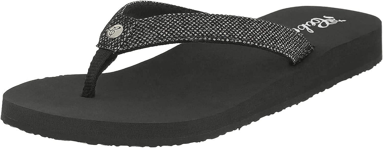 Fiesta Skinny Bounce Sandals | Flip-Flops