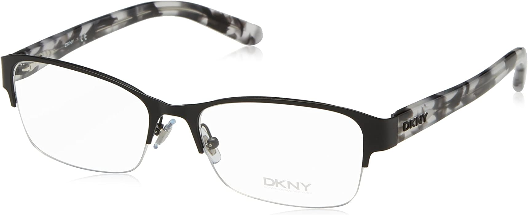 DKNY DY5651 Eyeglass Frames 1004-53 - Matte Black at Amazon Men\'s ...