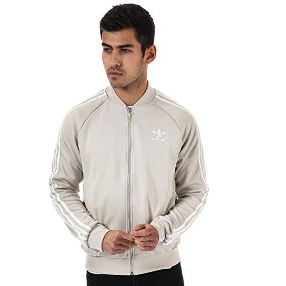 adidas Originals Veste Superstar Marron Homme  adidas Originals ... cad8b7549b5