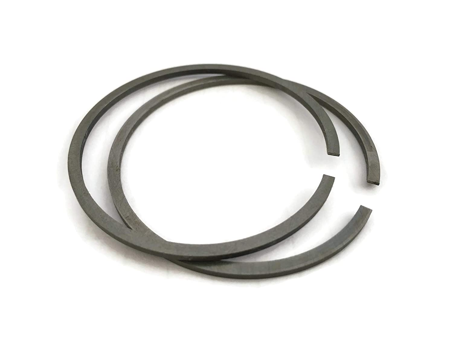 Piston Ring Rings Set 49mm x 1.5mm thickness for STIHL 039 MS390 08S TS 360 TS 3605 Dolmar 120 Makita DCS6800 PS 6800 i Oleomac 261 Chainsaw Brushcutters Engine