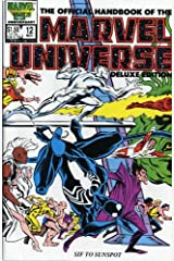 Essential Official Handbook of the Marvel Universe, Vol. 2, Deluxe Edition Paperback