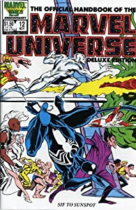 Essential Official Handbook of the Marvel Universe, Vol. 2, Deluxe Edition