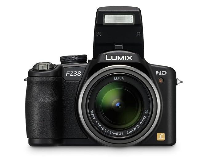 panasonic lumix dmc fz38eb k digital camera black amazon co uk rh amazon co uk panasonic fz38 user manual Wildgame Innovations Manuals