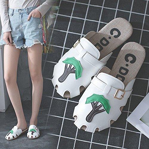 Pantofole Sughero In GUANG Retr XING HWTXnc