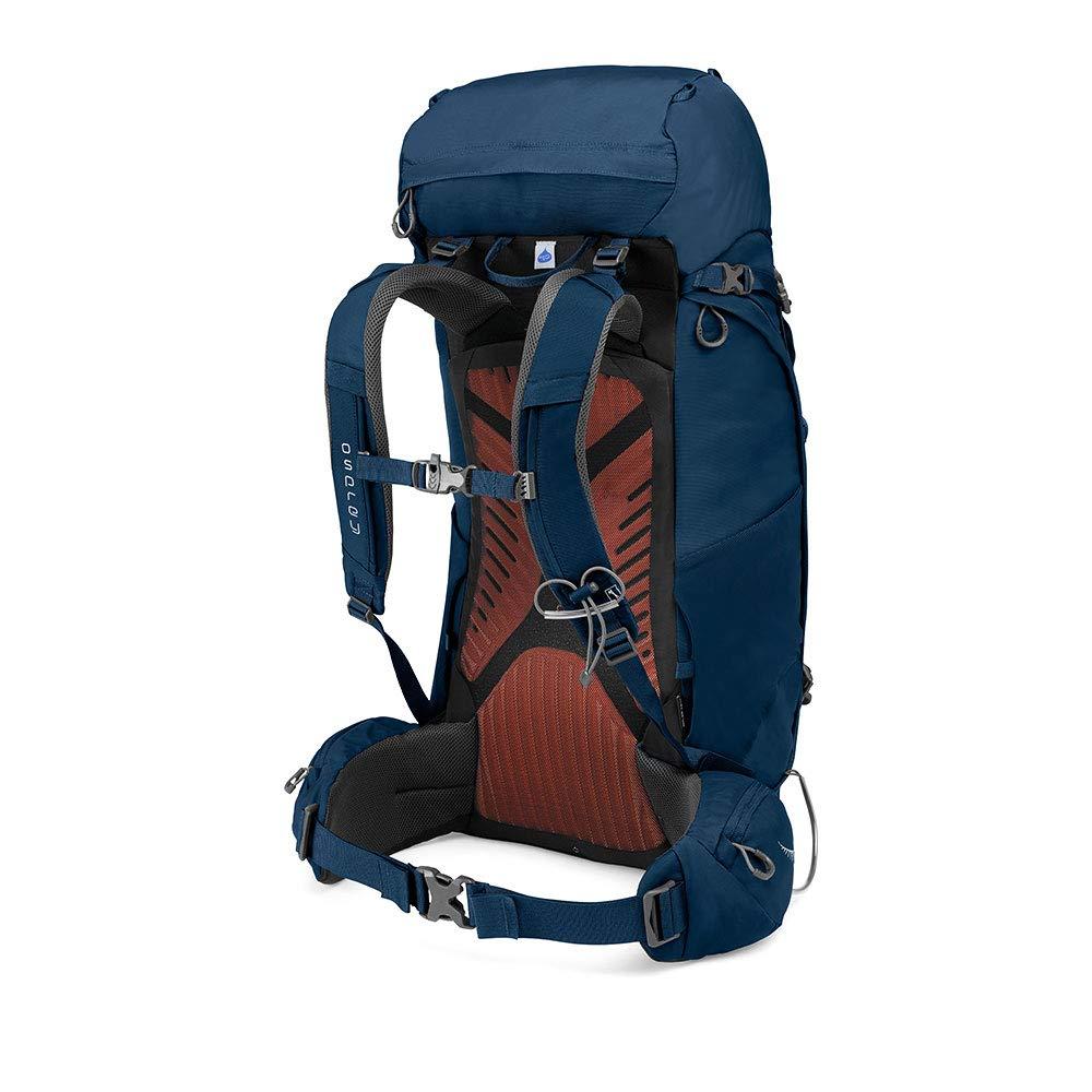 Osprey Kestrel 48 Mens Hiking Pack Loch Blue M//L