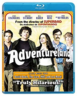 Adventureland [Blu-ray] (Bilingual) (B002DU39NU)   Amazon price tracker / tracking, Amazon price history charts, Amazon price watches, Amazon price drop alerts