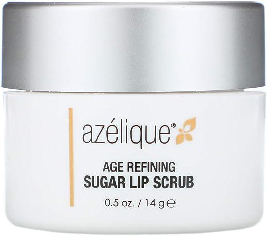 Azelique Age Refining Sugar Lip Scrub 0.5 oz (14 g)