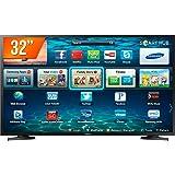 "Smart TV  32"" LED, Samsung, LH32BENELGA/ZD, HD, HDMI, USB, Wi-Fi,"