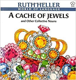 A Cache Of Jewels And Other Collective Nouns World Of Language - 23 of the strangest books to ever appear on amazon