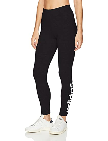 b21aa326bd9 Amazon.com: adidas Women's Athletics Essential Linear Tights: ADIDAS ...