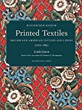Printed Textiles, Linda Eaton, 1580933939