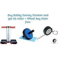 Bubby Enterprises Tummy Trimmer-Waist Trimmer-Abs Exerciser-Body Toner-Fat Buster- Multipurpose Fitness Equipment for Men and Women