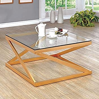 Furniture of america inomata geometric high for Furniture of america inomata geometric high gloss coffee table
