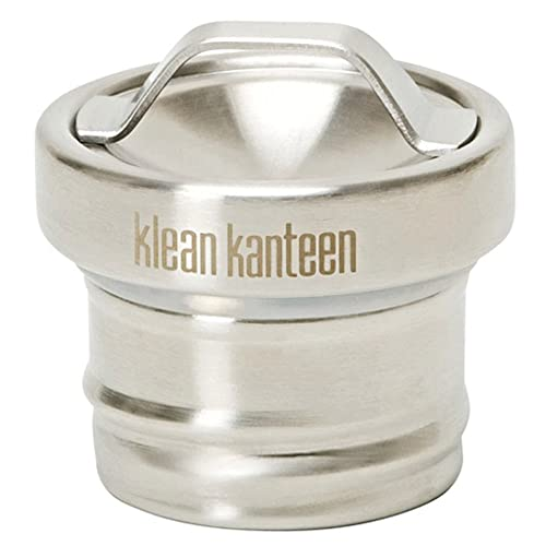 Klean Kanteen   Unisex Outdoor Classic Water Bottle available in Silver Matt - Medium