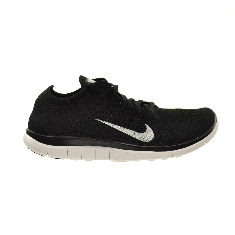 c11e6db98fa0 Nike Free 4.0 Flyknit Women s Shoes Black White-Dark Grey 631050-001 (6.5  B(M) US)  Amazon.ca  Shoes   Handbags
