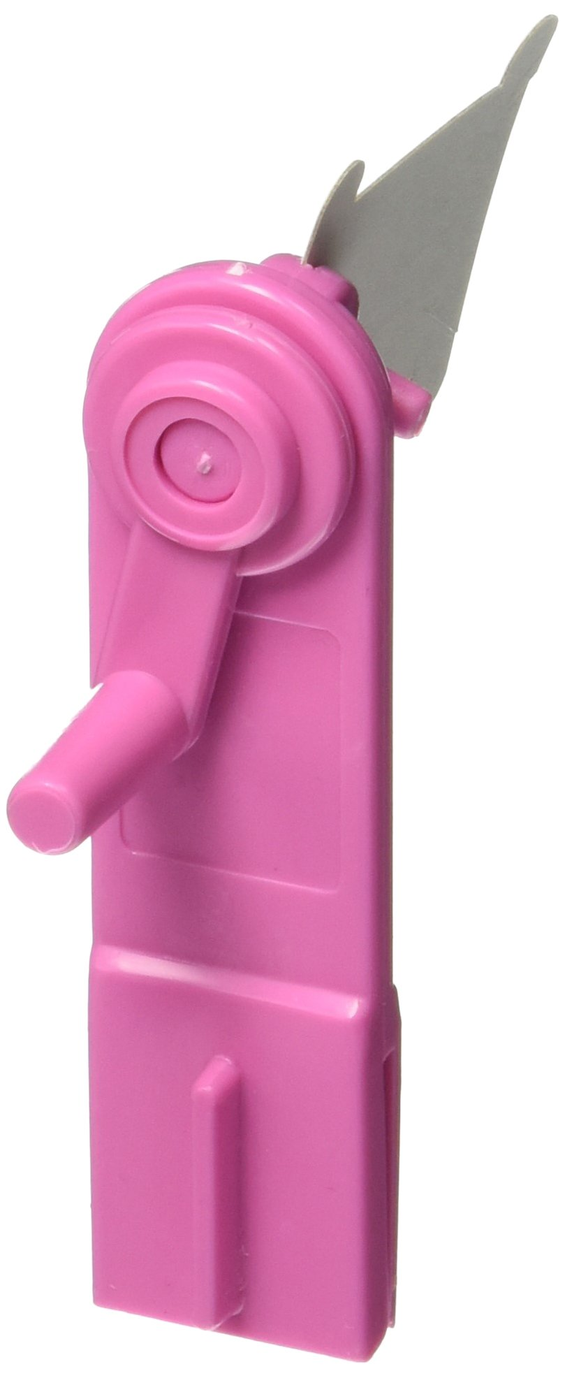 Darice Needlecraft Floss Winder with Pink Handle