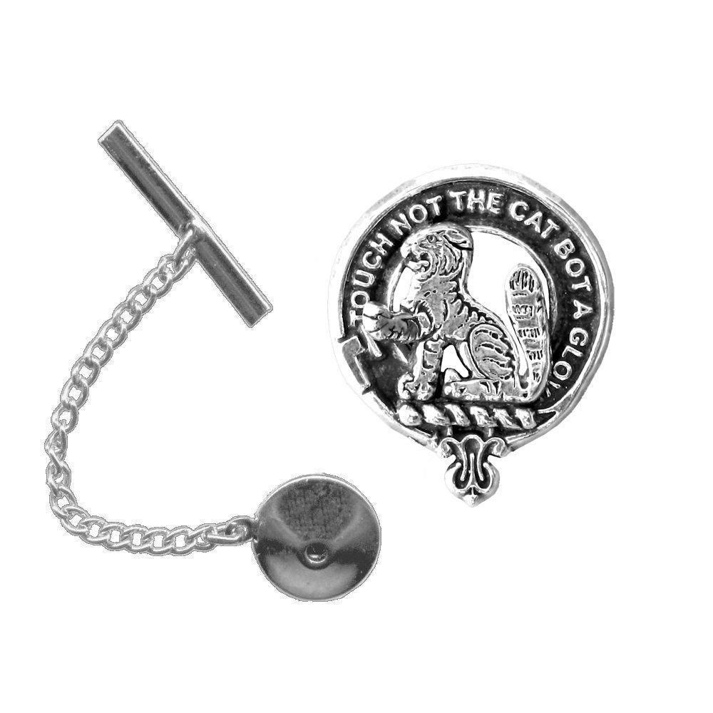 MacPherson Scottish Clan Crest Tie Tack//Lapel Pin