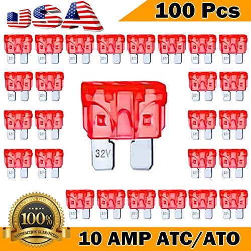 10 Amp Atc Fuse - 9