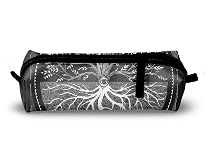 Amazon.com   Druid Tree of Life Zipper Pencil Case Pen Bag 10171ad62090d