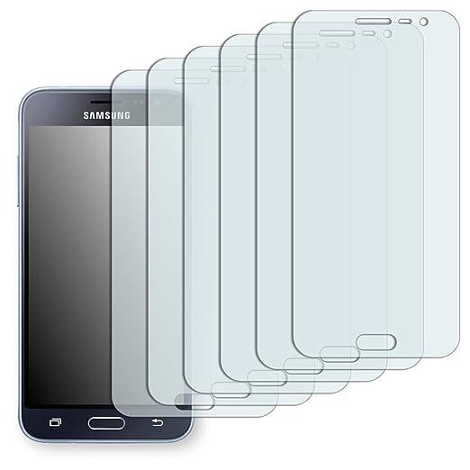 2 opinioni per 6 x Golebo Semi-Matt Pellicola Protettiva per Samsung Galaxy J3 (2016) Duos-