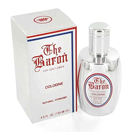 The Baron De Ltl Fragrances Para Hombres Colonia Vaporizador 4.5 Oz / 130 Ml
